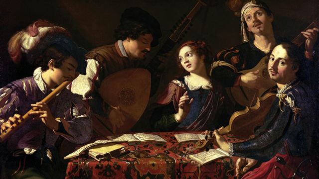 Baroque christmas 1