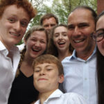 Chamberfest group selfie